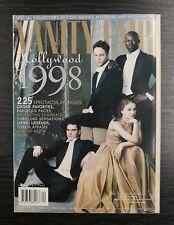 Vanity Fair Magazine - Hollywood 1998 Special (Various Celebs): April 1998