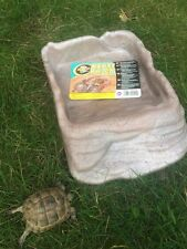 Zoo Med Tortoise Repti Ramp Bowl EXTRA LARGE - FREE POST