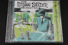 The Brian Setzer Orchestra – The Dirty Boogie (1998) (CD) (490 183-2) (Neu+OVP)