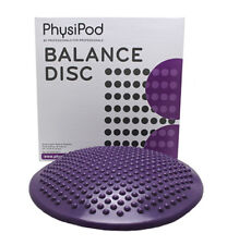 PhysiPod Inflatable Stability Strength Cushion Workout Wobble Balance Disc