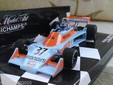 Modellini statici di auto da corsa Formula 1 MINICHAMPS in plastica per Ford