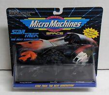 1993 Star Trek the Next Generation TNG Micro Machines by Galoob   NIP