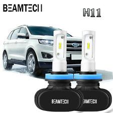 H11 LED Headlight Bulb for Chevrolet Equinox 2010-2015 Impala 2006-2013 Low Beam