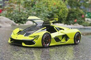 Bburago 1:24 Diecast Alloy Car Model Static For Lamborghini Terzo Millennio