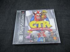 CTR: Crash Team Racing (PlayStation 1, 1999) *Complete - Tested - VG*