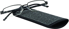 Magnivision Foster Grant Peter Reading Glasses, Strength +1.00