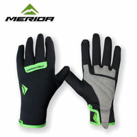 Merida Waterproof Men's Cycling Gloves Full Finger Outdoor Sports Bicycle Gloves