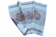 Linen Blend Tea Towels and Dishcloths