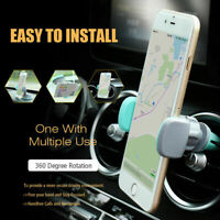 NEW 360° Universal Car Holder Stand Mount Windshield Bracket Mobile Cell Phone