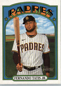 2021 Topps Heritage Base set #1-#200 You Pick - Complete your set!
