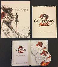 Guild Wars 2 Collectors Edition (with Game, Hardcover Strategy Book, Map Stand)