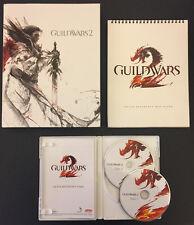 Guild Wars 2 Collectors Edition (avec jeu, couverture rigide stratégie livre, carte Stand)