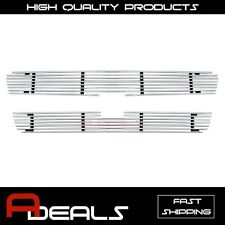 FOR CHEVY SILVERADO 1500/SS 2003-2005 UPPER BILLET GRILLE GRILL INSERT A-D