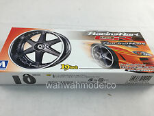 Aoshima 10044 Racing Hart Type CR 19 inch 1/24 scale kit