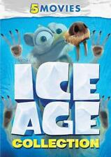 ICE AGE: 5-MOVIE COLLECTION USED - VERY GOOD DVD