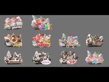 ICE CREAM VAN STICKER -  Tray Sticker Please State Which One You Require
