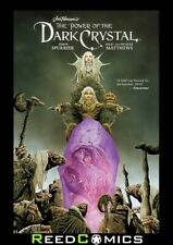 JIM HENSON THE POWER OF DARK CRYSTAL VOLUME 1 HARDCOVER Hardback Collects #1-4