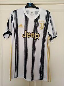 Juventus Adidas Home Jersey 2020-21