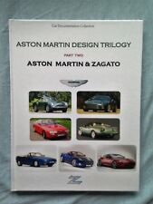Aston Martin Zagato 1961-2011  Photo Gallery Book.  Printnr.: 09/50. Code-7-