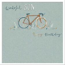 Wonderful Son Birthday Greeting Card By The Curious Inksmith Greetings Cards
