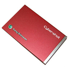 Genuine Original Batteria Cover Porta per Sony Ericsson C902 ROSSO