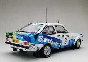 SUNSTAR 4850 or 4852 Ford Escort RS1800 Mikkola Hertz 1979 Wilson 2008  1:18