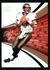 BRAD JOHNSON 2004 SP GAME USED EDITION #91 GOLD PARALLEL #082/100 $15