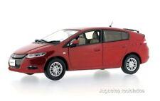 1/43 J-COLLECTION Honda Insight 2010 color rojo DIECAST MODEL CAR