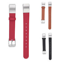 Genuine Leather Accessory Wrist Band Watch Strap Calssic Buckle for Fitbit Alta