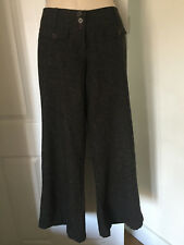 WOMEN NEW LOOK COMBINATION WINTER TROUSERS SIZE 12