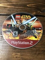 Lego Star Wars The Video Game (PLAYSTATION 2 PS2) - DISC ONLY