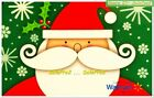 WALMART CANADA CHRISTMAS SANTA CLAUS FRENCH ENGLISH RARE COLLECTIBLE GIFT CARD For Sale