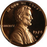 1974-S Lincoln Cent PCGS PR69RD DCAM Outstanding Frost - STOCK