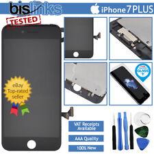 Negro iPhone 7+ 7 Plus Reparación de Pantalla Táctil Digitalizador LCD herramientas de placa trasera de cámara