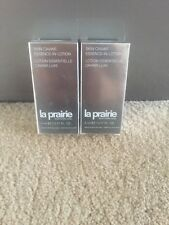 BNIB LA PRAIRIE SKIN CAVIAR ESSENCE-IN-LOTION 2x5ml