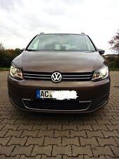 VW Touran 1,6 TDI. Aachen.