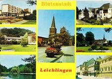AK, Leichlingen, sieben Abb., 1972