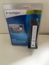 NEU! versiegelt! Kensington sd200v Universal Notebook Docking Station mit Video