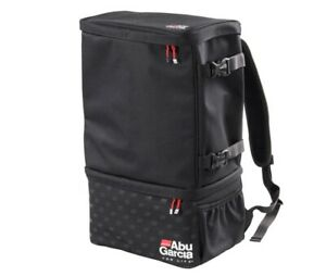 Abu Garcia Backpack 1530848 Rucksack mit Boxen Tacklerucksack Angelrucksack