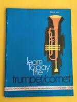 Learn To Play The Trumpet/Cornet, Charles F. Gouse, Book 2