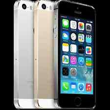 APPLE IPHONE 5S 16GB A+ LIBRE +FACTURA+ 8 ACCESORIOS DE REGALO+1 AÑO DE GARANTÍA