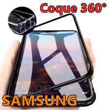 COQUE MAGNÉTIQUE PROTECTION ARRIERE VERRE TREMPÉ SAMSUNG S9/S10/PLUS/S8/NOTE 8 9