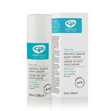 Green People Fruitful Nights Night Moisturiser 50ml - Rejuvenating Night Treat