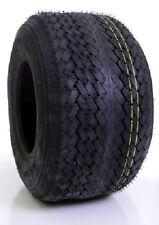 Set of (4) Ultra 18-8.5-8 Golf Cart Car Tires - NEW