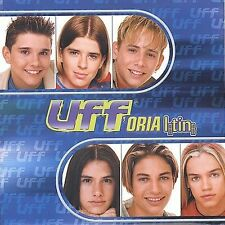 Uff Ufforia Latina CD FACTORY SEALED!!!