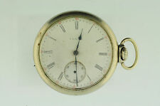VINTAGE ELGIN 16 SIZE POCKETWATCH GRADE 312