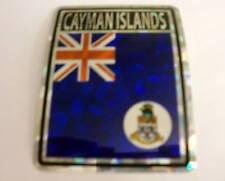 """""""3x4"""" Cayman Islands  Sticker / Cayman Island Flag"""