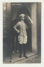AK / Unser Kronprinz mit seinem Pferd