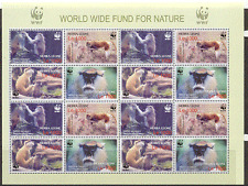Sierra Leone 2004 WWF/Animals/Nature/Monkeys sht n16197