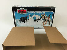 brand new star wars esb imperial attack base box + inserts